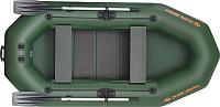Надувная лодка Kolibri К270Т (c ковриком-книжкой) -