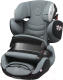 Автокресло Kiddy Guardianfix 3 Isofix (Steel Grey) -
