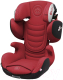 Автокресло Kiddy Cruiserfix 3 Isofix (Ruby Red) -