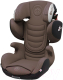 Автокресло Kiddy Cruiserfix 3 Isofix (Nougat Brown) -
