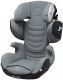 Автокресло Kiddy Cruiserfix 3 Isofix (Steel Grey) -