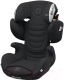 Автокресло Kiddy Cruiserfix 3 Isofix (Onyx Black) -
