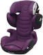 Автокресло Kiddy Cruiserfix 3 Isofix (Royal Purple) -