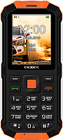 Мобильный телефон TeXet TM-501R (черный/оранжевый) -