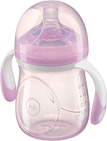 Бутылочка для кормления Happy Baby 10011 (фиолетовый) -
