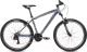 Велосипед Format 1415 26 2016 (S, серый матовый) -