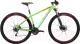 Велосипед Format 1113 (XL, зеленый/красный матовый) -
