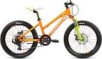Детский велосипед Format 7422 2017 Girl (оранжевый матовый) -