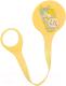 Держатель для пустышки Happy Baby Pacifier Holder 11007 (желтый) -