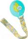 Держатель для пустышки Happy Baby Pacifier Holder 11011 (голубой) -