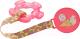 Прорезыватель для зубов Happy Baby Water Teether 20013 (розовый) -