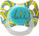 Пустышка Happy Baby Baby Pacifier 13011 (голубой) -
