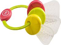 Прорезыватель для зубов Happy Baby Teether Keys 20016 (красный) -