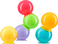 Игровой набор для ванны Happy Baby Iqbubbles 32017 -