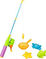Игровой набор для ванны Happy Baby Little Fishman 32025 -