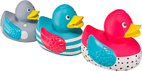 Игровой набор для ванны Happy Baby Funny Ducks 32026 -