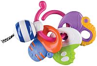 Прорезыватель для зубов Happy Baby Веселые ключи 330058 -