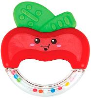 Прорезыватель для зубов Happy Baby Apple Fun 330305 -