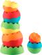Развивающая игрушка Happy Baby Пирамидка Giza 331245 -