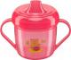 Поильник Happy Baby Training Cup 14001 (красный) -