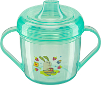 Поильник Happy Baby Training Cup 14001 (мятный) -