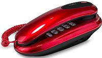 Проводной телефон TeXet TX-236 (красный) -