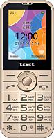 Мобильный телефон TeXet TM-B330 (бежевый) -