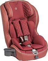 Автокресло Happy Baby Mustang Isofix (бордовый) -