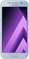 Смартфон Samsung Galaxy A3 (2017) / A320F (голубой) -