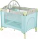 Кровать-манеж Happy Baby Lagoon V2 (голубой) -