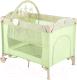 Кровать-манеж Happy Baby Lagoon V2 (зеленый) -