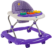 Ходунки Happy Baby Pioneer (фиолетовый) -