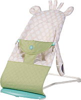 Детский шезлонг Happy Baby Sleeper (зеленый) -