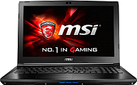Ноутбук MSI GL62 6QE-1699XRU -