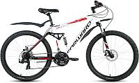 Велосипед Forward Terra 2.0 Disc 2016 (16, белый/черный) -