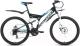 Велосипед Forward Raptor 2.0 Disc 2016 (16, черный) -