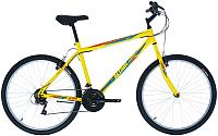 Велосипед Forward Altair MTB HT 26 1.0 2017 (19, желтый) -