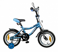 Детский велосипед Novatrack Bioster 125BOISTER.BL5 -