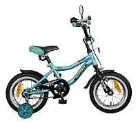 Детский велосипед Novatrack Bioster 125BOISTER.GN5 -