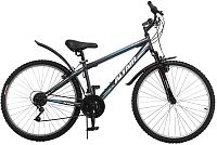 Велосипед Forward Altair MTB HT 26 3.0 Disc 2017 (17, серый) -