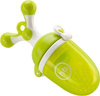 Ниблер Happy Baby Nibbler Twist 15009 (лайм, с силиконовой сеточкой) -