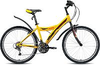 Велосипед Forward Dakota 26 1.0 2016 (16.5, желтый) -