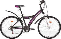 Велосипед Forward Dakota 26 1.0 2016 (16.5, черный) -