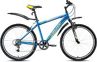 Велосипед Forward Flash 2.0 2016 (17.5, синий) -
