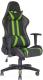 Кресло офисное Calviano Lucaro 362 Racer WRC (зеленый) -