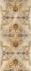 Декоративная плитка PiezaRosa Антарес 3 334463 (450x200, бежевый) -