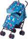 Детская прогулочная коляска Babyhit Wonder (темно-синий) -