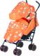 Детская прогулочная коляска Babyhit Wonder (оранжевый) -
