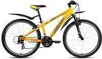 Велосипед Forward Flash 3.0 2017 (15.5, желтый матовый) -