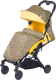 Детская прогулочная коляска Babyhit Amber (желтый) -
